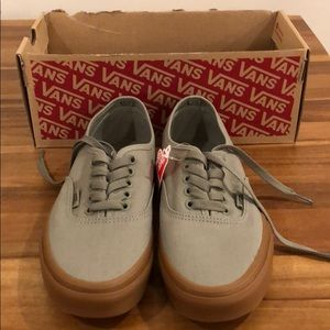 Vans authentic laurel oak gum bottom